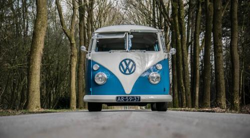 Volkswagen trouwbus