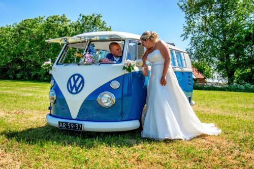 VW trouwbus