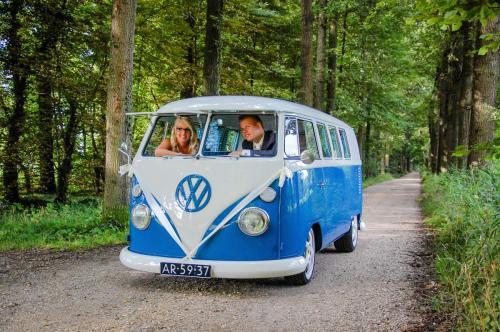 VW trouwbusje